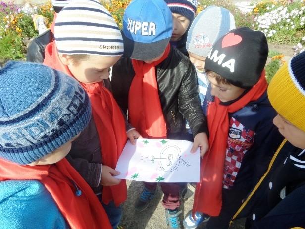 Акция «Мы за безопасный путь в детский сад»