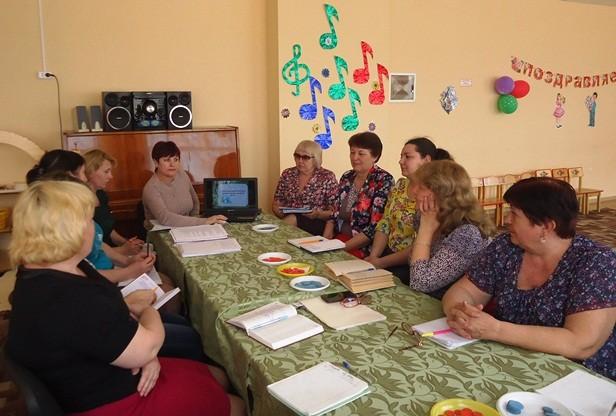 Педагогический Совет на тему «От разнообразия форм к качеству экологического воспитания»