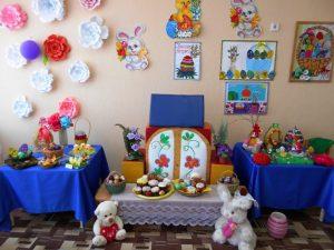 Познавательно — творческий проект «Светлый праздник Пасха»