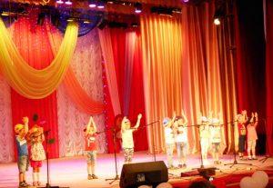 Фестиваль детского творчества «Счастливое детство»