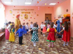 «Осенние праздники в МБДОУ «Детский сад «Тополек»