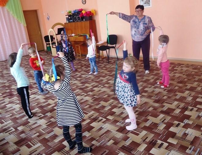Кружок «Колокольчик» по развитию певческих способностей у детей