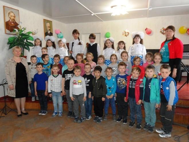 Экскурсия в  Обливскую детскую музыкальную школу