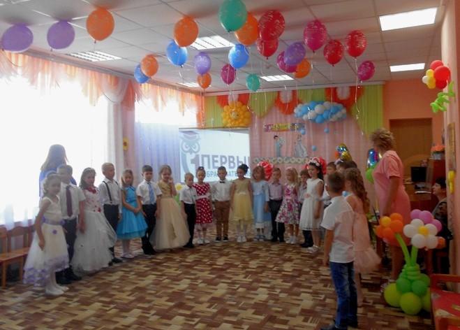 Праздники «До свиданья, детский сад»в МБДОУ «Детский сад «Тополек»