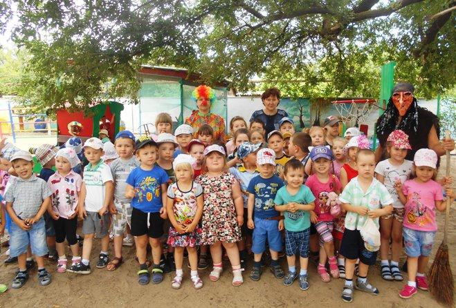 Спортивный квест - праздник «Шаг к здоровью» в МБДОУ «Детский сад «Тополек»