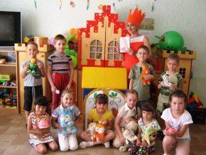 Игра — развлечение  «Тётушка Спичка в гостях у ребят» в МБДОУ «Детский сад «Тополек»