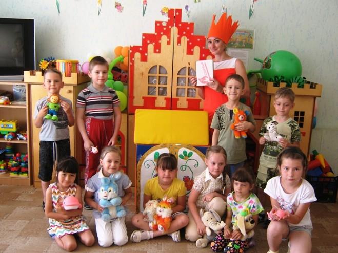 Игра - развлечение  «Тётушка Спичка в гостях у ребят» в МБДОУ «Детский сад «Тополек»