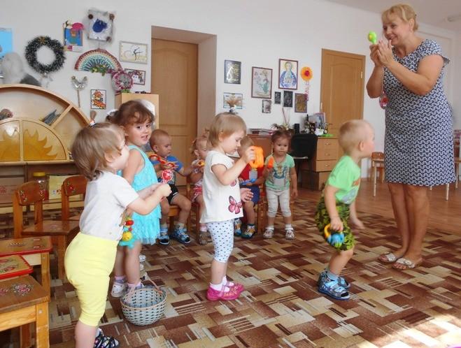 Адаптация детей младшего возраста