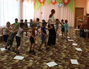 Развлечение «Игры народов мира» в МБДОУ «Детский сад «Тополек»
