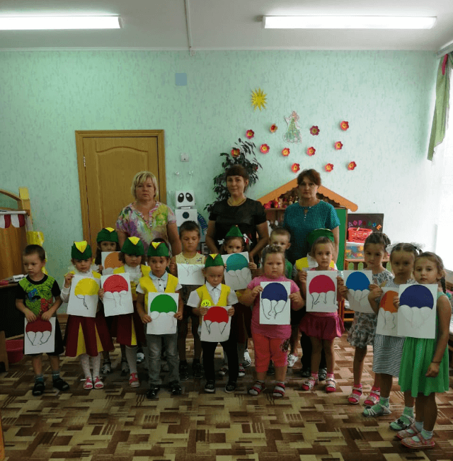 Викторина «Транспорт знай – назначение не забывай» в МБДОУ «Детский сад «Тополек»