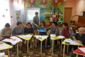 Круглый стол «Преемственность ДОУ и  начальной школы в совершенствовании развивающей предметно-пространственной среды»