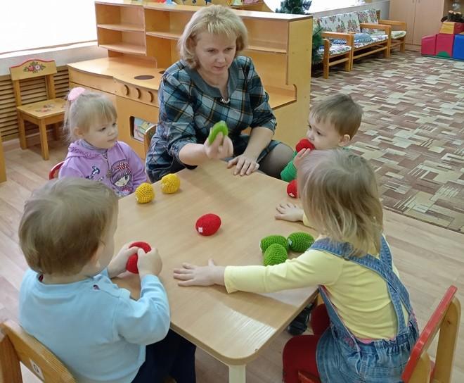 Кружки в нашем детском саду