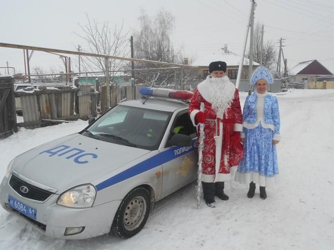 Социально-познавательный проект «Безопасная зимняя дорога»