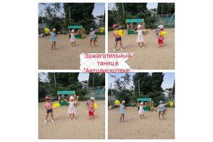Проект «Лето с ПДД без ДТП» в МБДОУ «Детский сад «Тополек»
