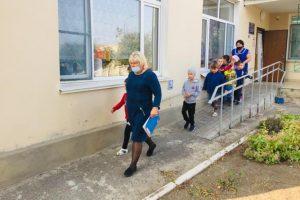 Учебно-тренировочная эвакуация воспитанников  и сотрудников МБДОУ «Детский  сад «Тополек» в случае возникновения пожара