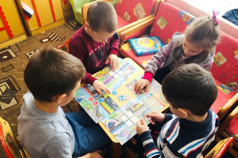 Реализация   проекта «Дети, дорога, безопасность!»  в преддверии Дня Матери