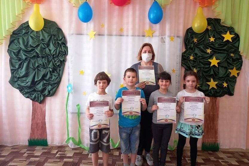 Участие в муниципальном конкурсе видеороликов «Рекорды ГТО»