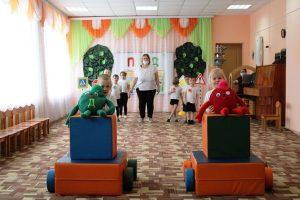 Спортивное соревнование по ПДД «Красный и Зеленый»