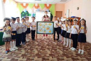 Интеллектуальная квест- игра «Путешествие на острова Математики» с одаренными детьми